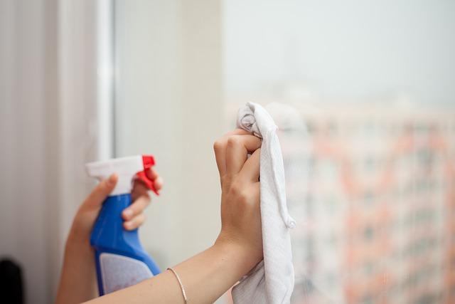 Quel est l'intérêt du nettoyage avec la COVID ?